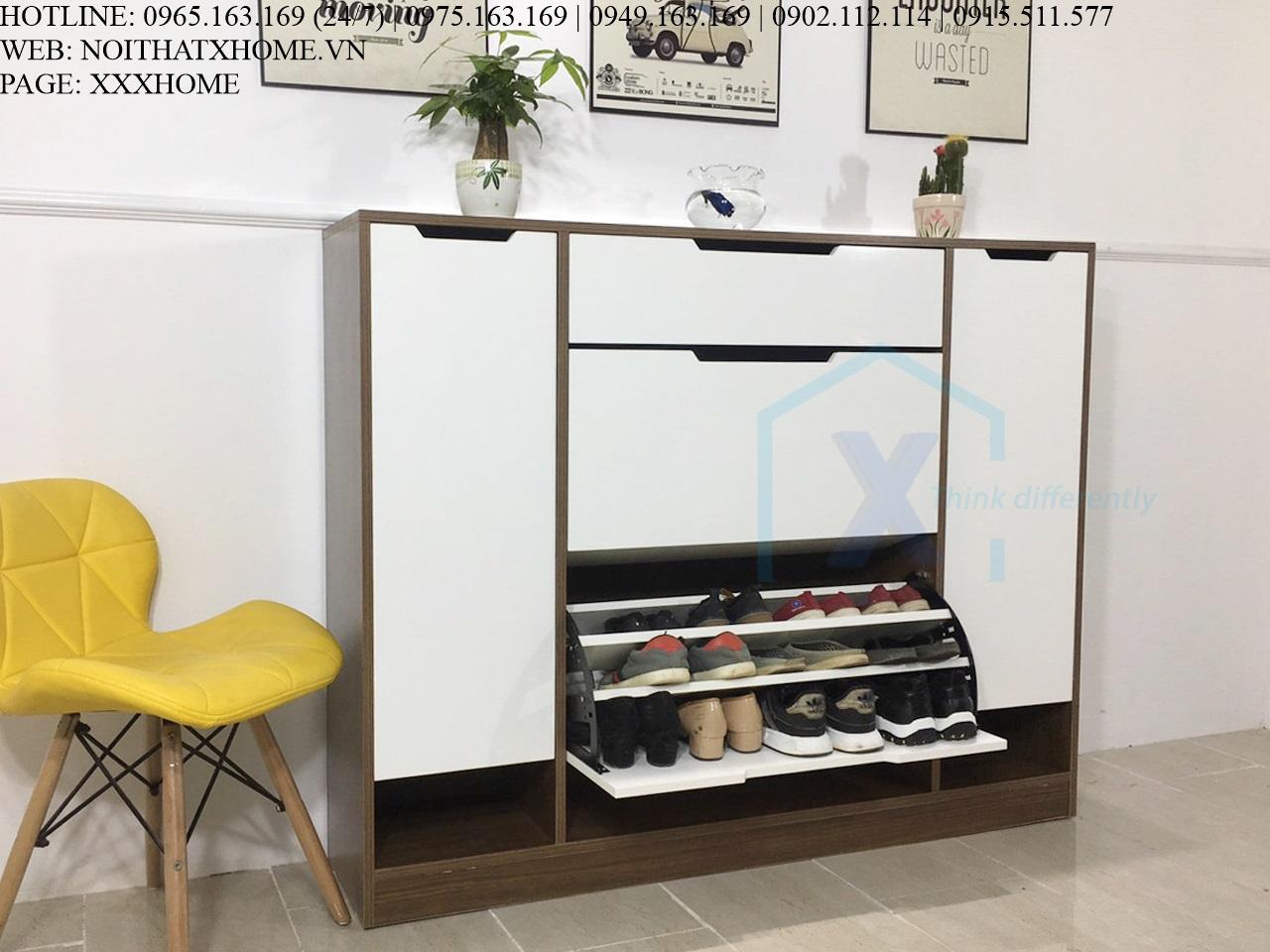 Tủ giày thông minh X HOME Sai Gon