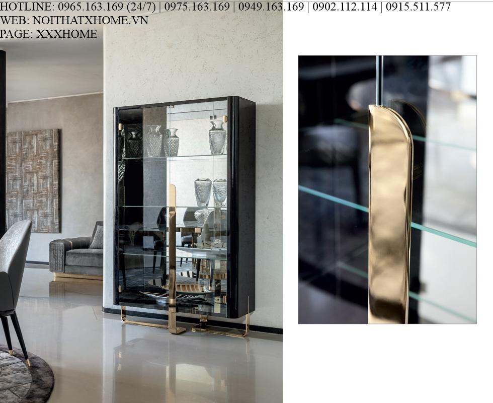 Tủ rượu 2 cánh Giorgio - Charisma Art.2855 X HOME Hà Nội